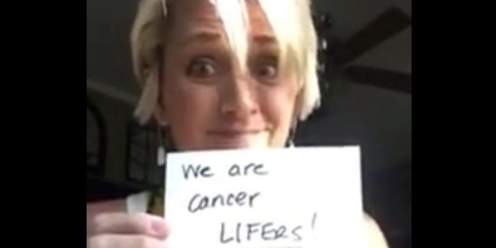 La metástasis de cáncer no tiene cura y mata a 40 mil personas por año. Foto:Vía Youtube / Holley Kitchen