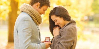 Esto es lo que le pasa al corazón de un hombre cuando pide matrimonio