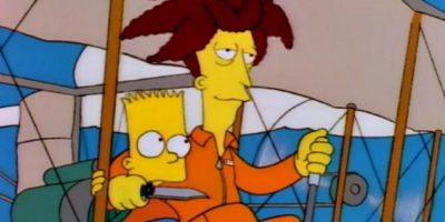 """En el episodio """"The Bob Next Door"""" se hace pasar por un vecino de Los Simpson llamado Walt Warren y estuvo a punto de matar a Bart; como Walt Warren. Afortunadamente su plan fallo gracias al verdadero Walt Warren Foto:FOX"""