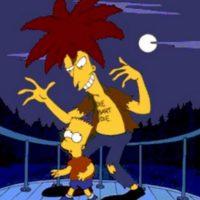 Una de ellas fue casarse con Selma, tía de Bart Foto:FOX