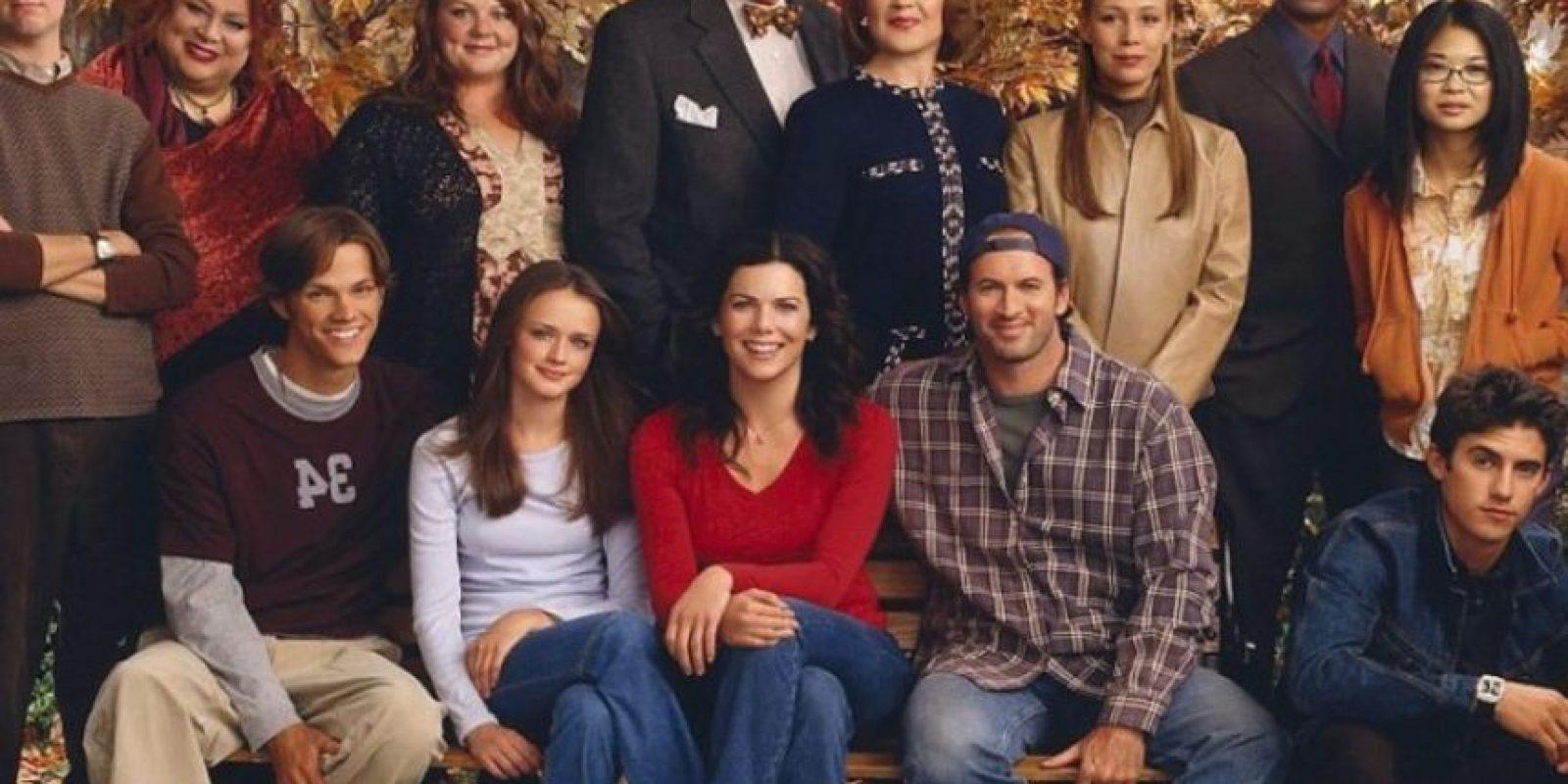 """""""Gilmore Girls"""" fue trasmitida entre 2000 y 2007, Foto:Vía imdb.com"""