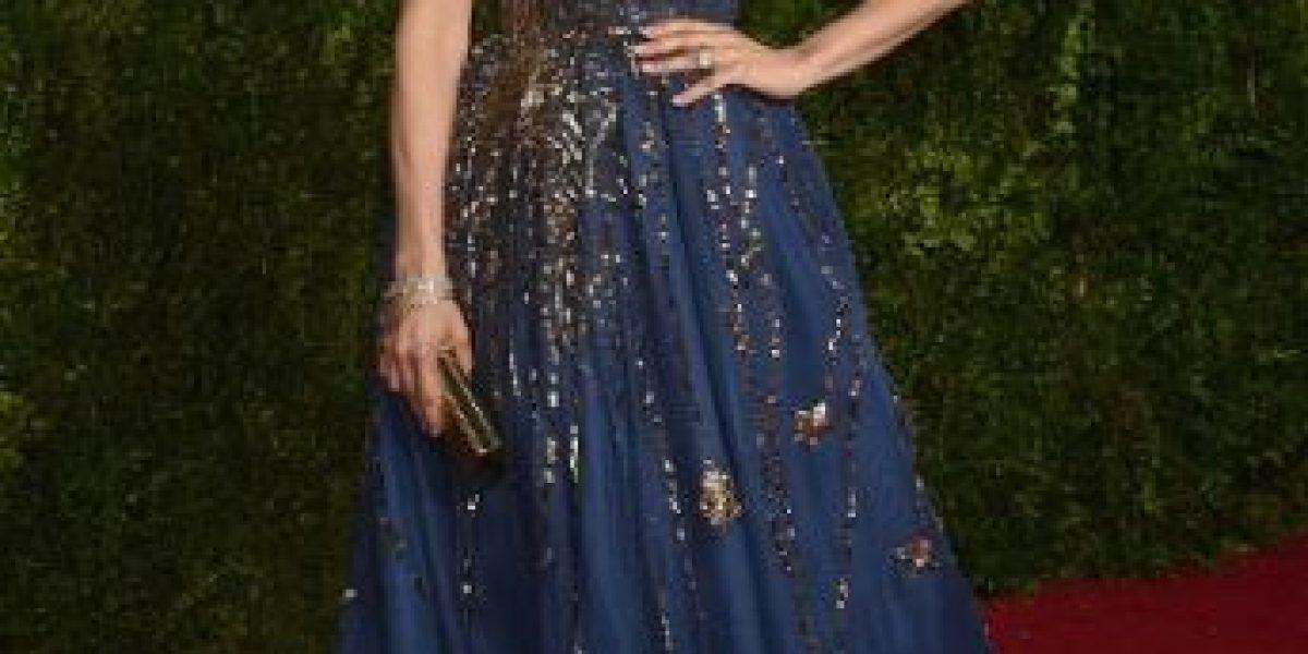 Jennifer López y Thalía entre las más elegantes de los
