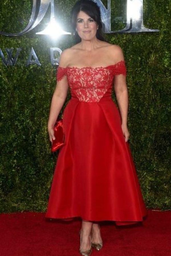 Monica Lewinsky Foto:Getty Images