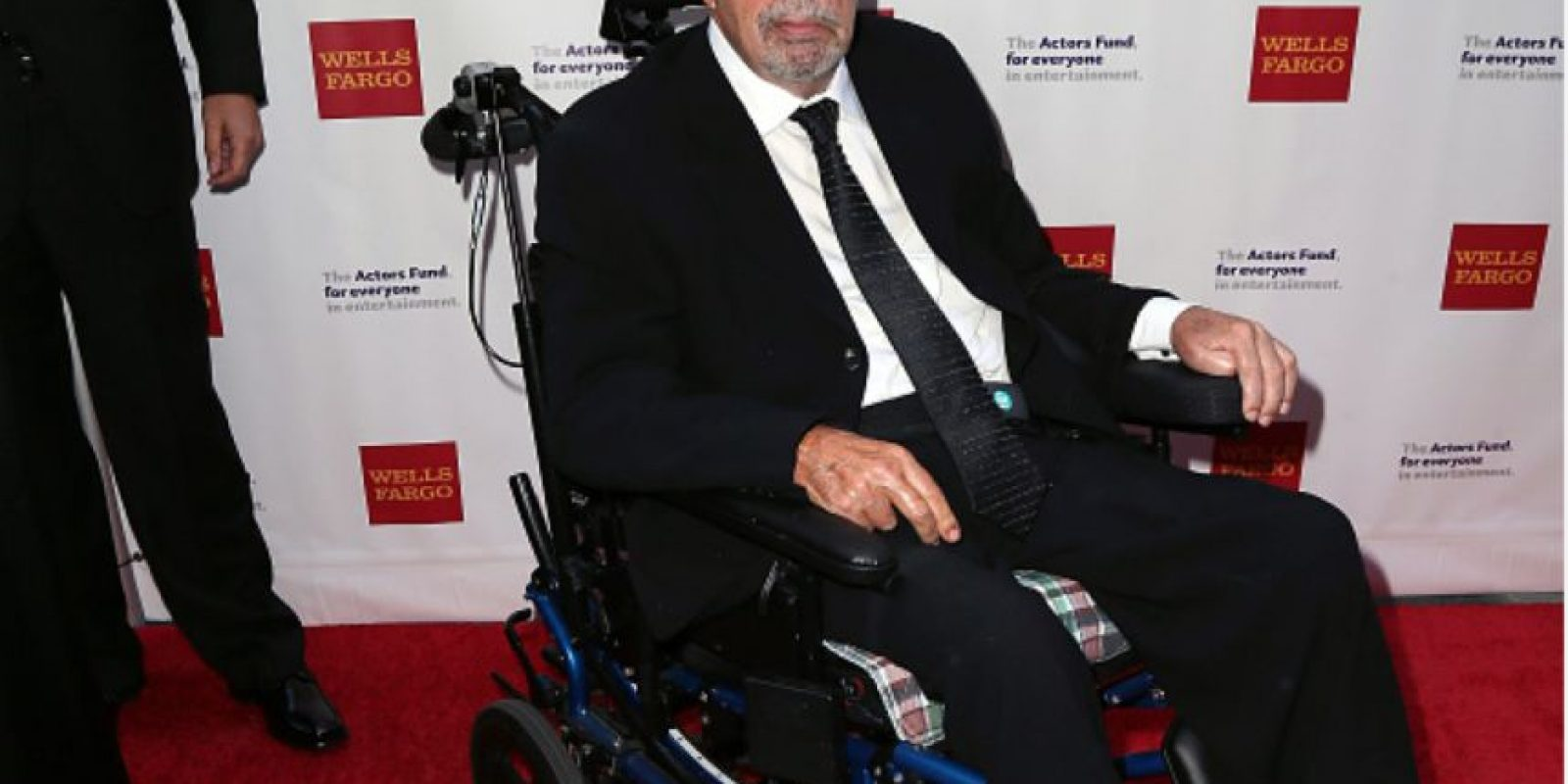 Sufrió un paro cardiaco hace tres años. Foto:vía Getty Images