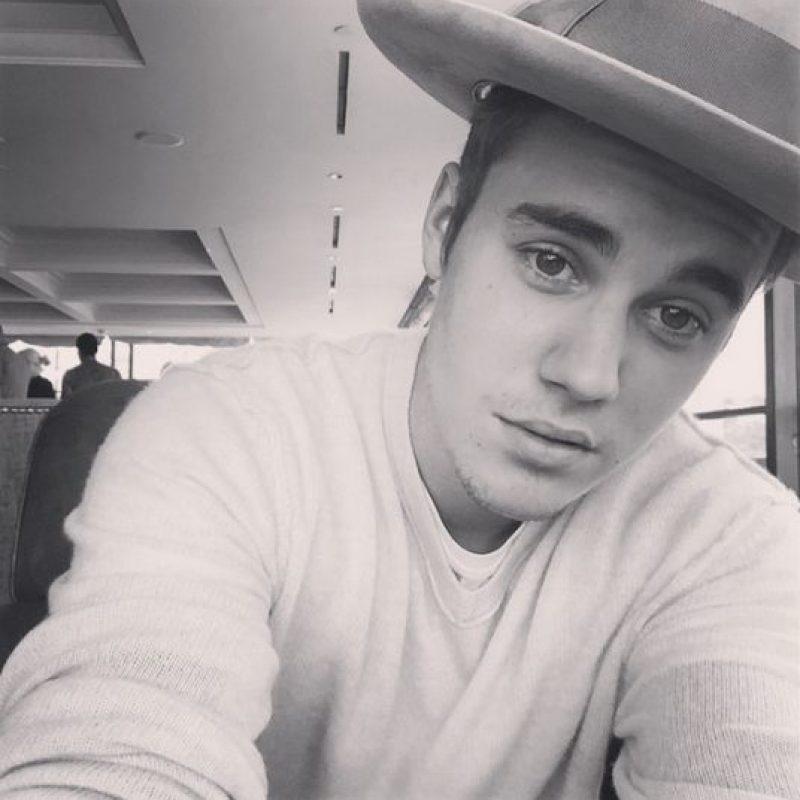 Y él, Justin Bieber. Foto:Vía instagram.com/justinbieber