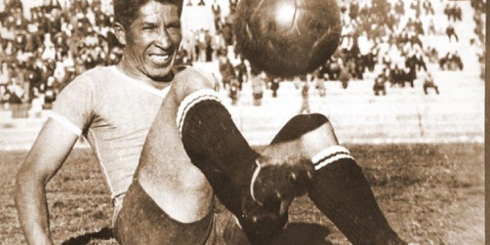 3. Víctor Agustín Ugarte (Bolivia) / 30 partidos. Foto:historiadelfutbolboliviano.com