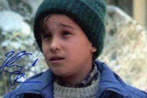 """Comenzó en la actuación desde muy niño. Acá, en la película """"Natioanl Lampoon´s Vacation"""", en 1989. Foto:vía Warner Bros"""