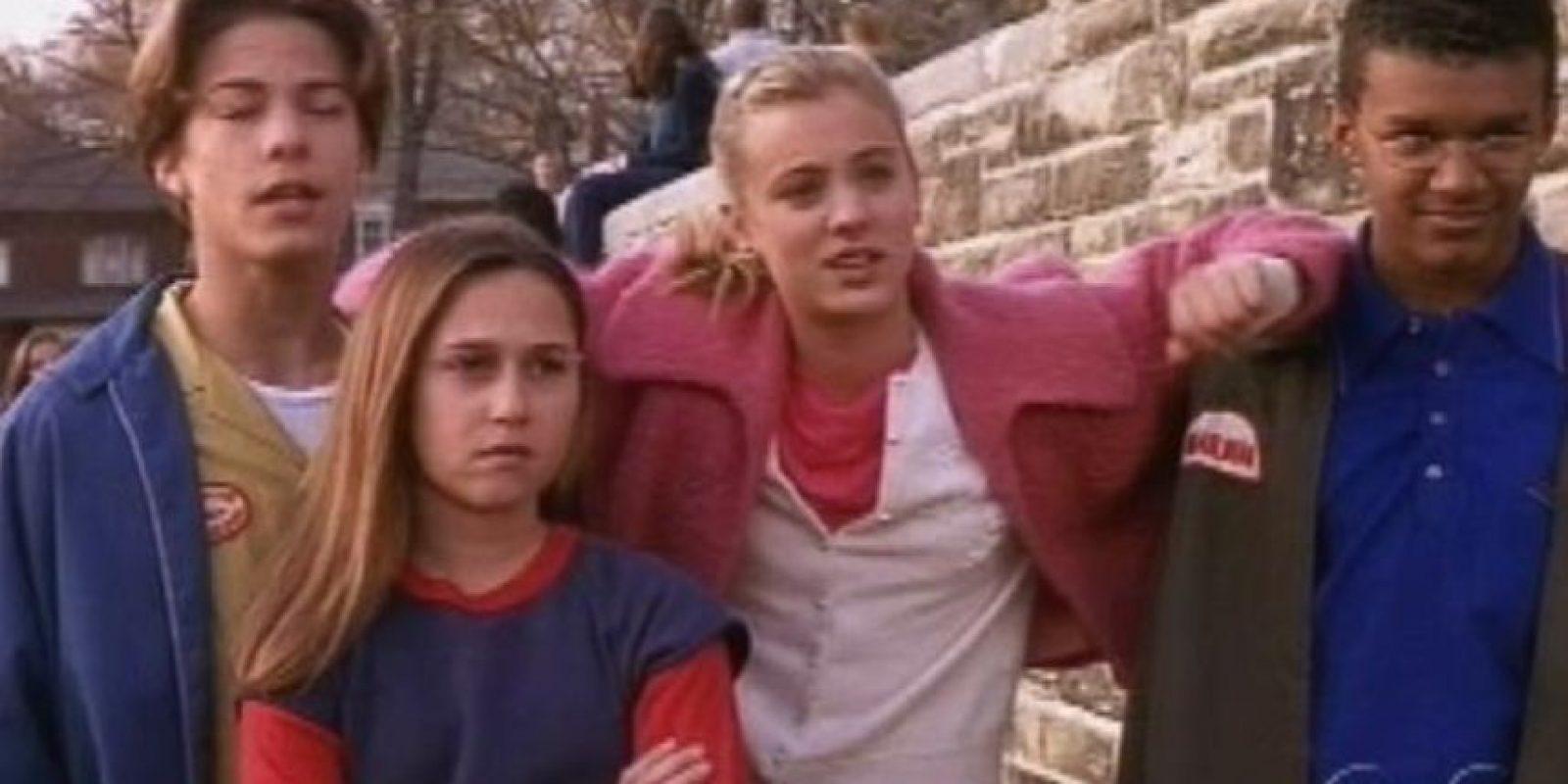 """Apareció en la película de Disney """"Alley Cats Strike"""" (2000). Antes ya había hecho pequeños papeles. Foto:vía Disney Channel"""