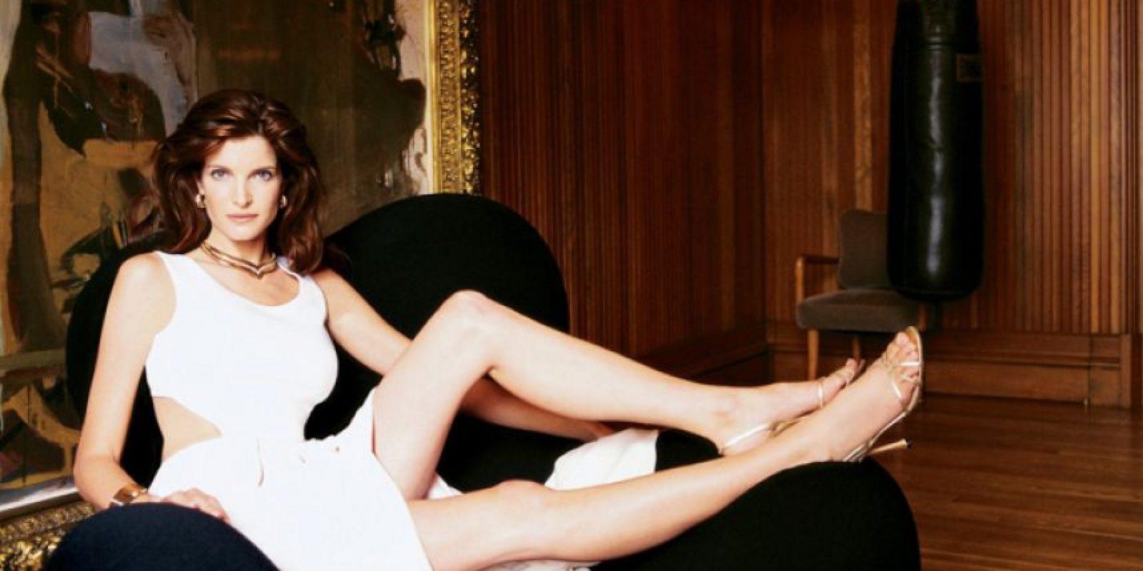 En 1998 lanzó su libro con sus secretos de belleza. Foto:vía Vogue