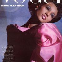8. Iman Foto:vía Vogue