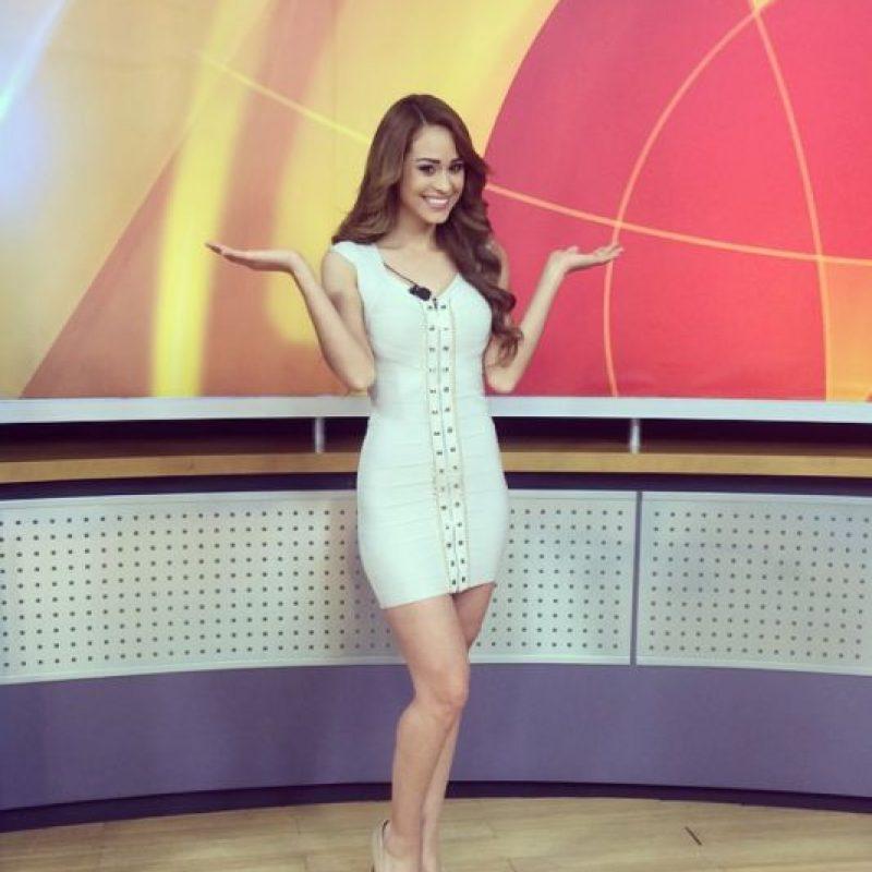 De hecho, tiene su propia agencia: Yanet García Models. Foto:Vía Instagram.com/iamyanetgarcia