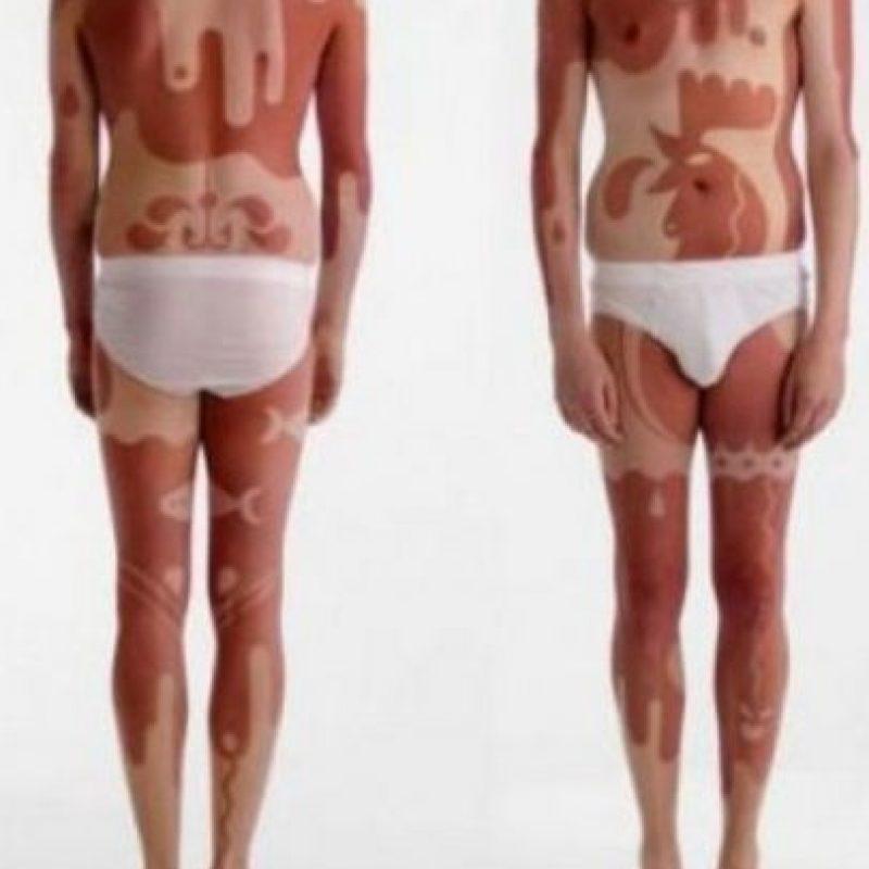5. Nuevas tendencias: Tatuarse con el sol y obsesionarse con la clavícula Foto:Vía Twitter