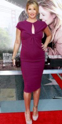 O acentuar en otra parte del cuerpo, como Christina Applegate. Foto:vía Getty Images