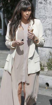¿Por qué usar blazers que no se ajustan al cuerpo? Foto:vía Getty Images