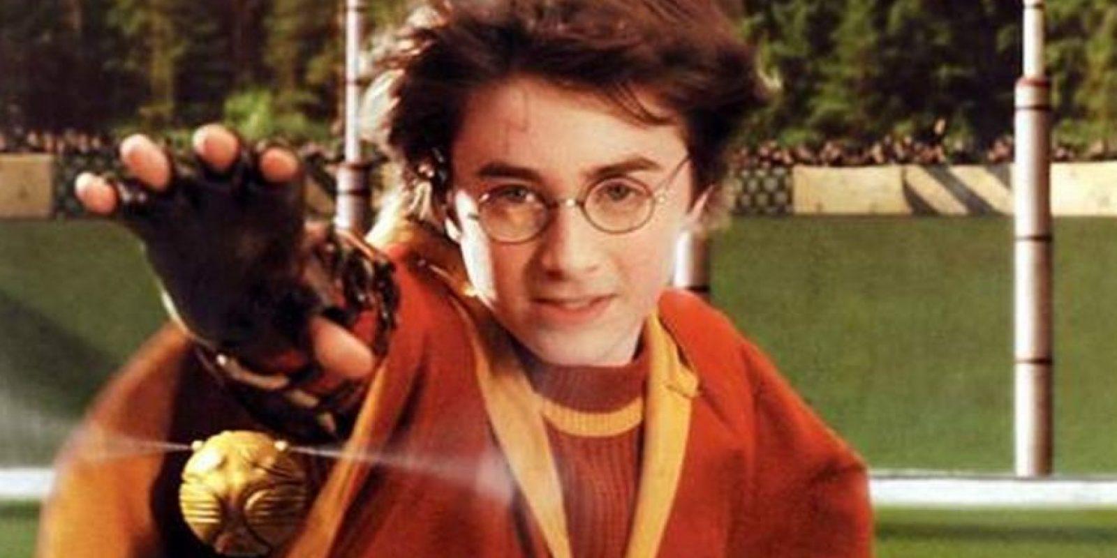 JK Rowling insistió en que todos los actores fueran Ingleses Foto:Warner Bros
