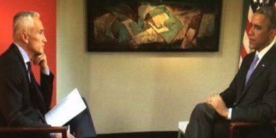 Ha entrevistado a líderes mundiales. Foto:vía Facebook/Jorge Ramos