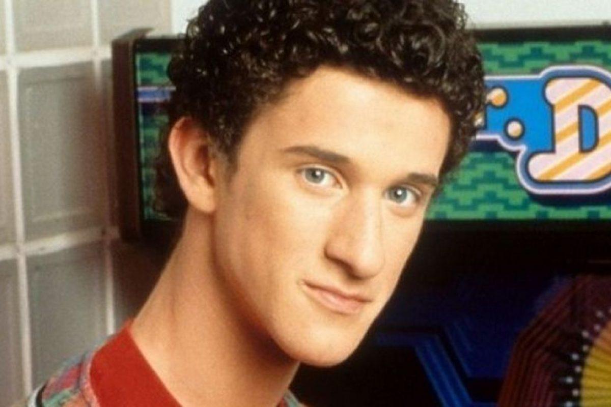 Dustin estuvo en la serie hasta su cancelación en el año 2000 después de siete temporadas Foto:NBC