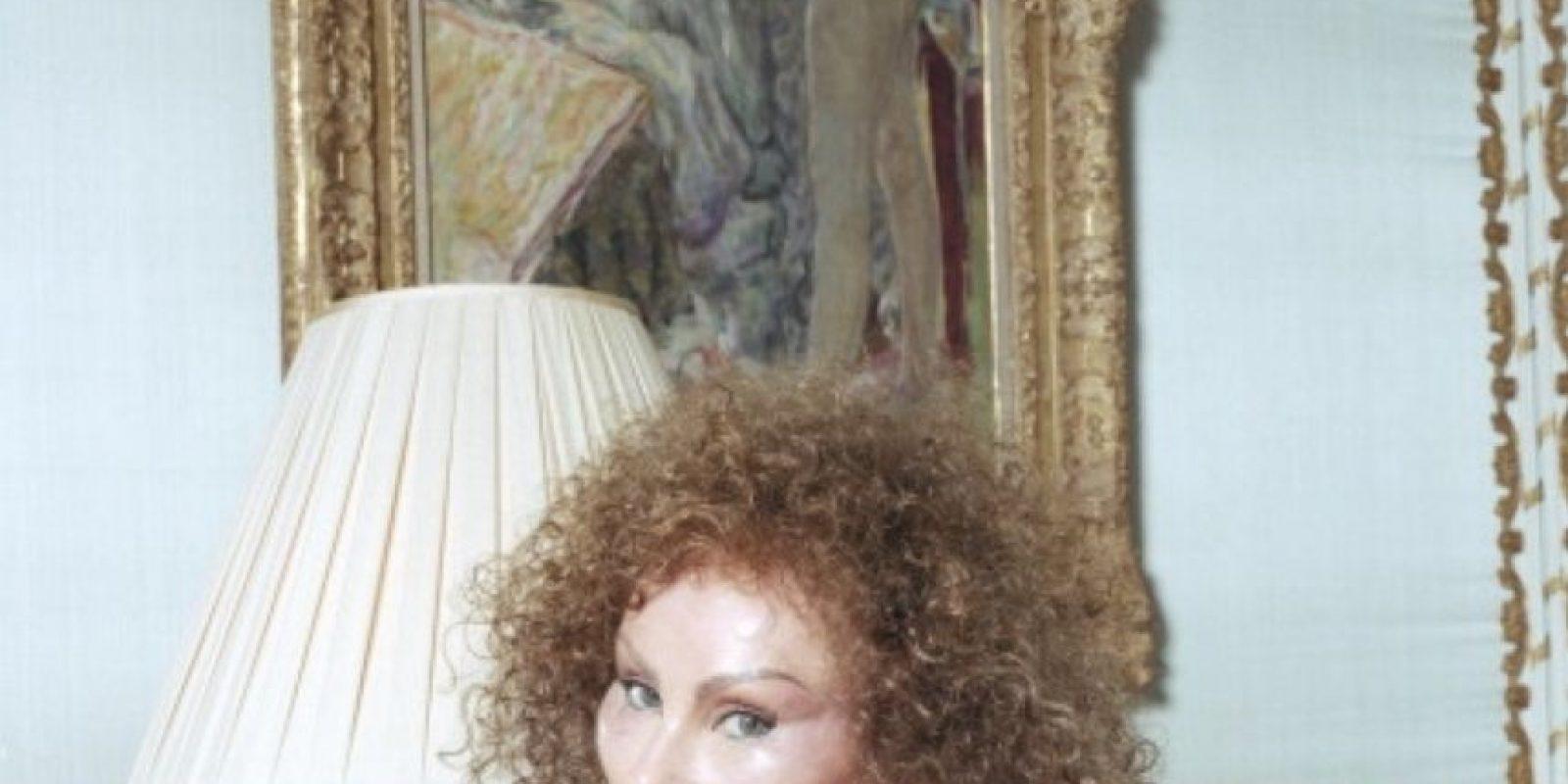 En los años 60 se mudó a Paris con un productor cinematográfico. Foto:vía Getty Images