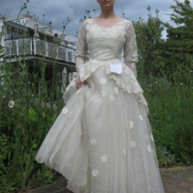 Y el vestido se vendió por más de 300 dólares. Foto:vía eBay