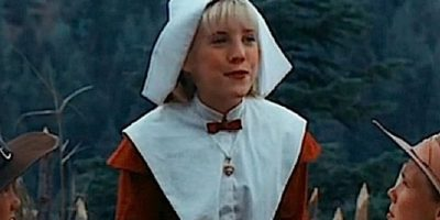 """""""Amanda Buckman"""" fue la rival de """"Merlina"""" en """"Los Locos Addams 2"""". Foto:vía Paramount Pictures"""