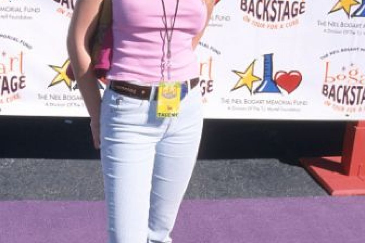 "Ahí era ""Harmony Kendall"", otra porrista bully para variar. Foto:vía Getty Images"