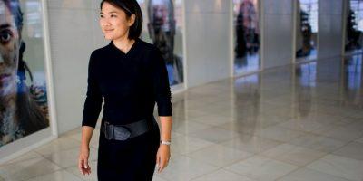 Zhang Xin es considerada una de las 50 mujeres más poderosas del mundo. Tiene el mando de la empresa china SOHO dedicada a la creación de construcciones departamentales comerciales Foto:Vía mundoejecutivo.com
