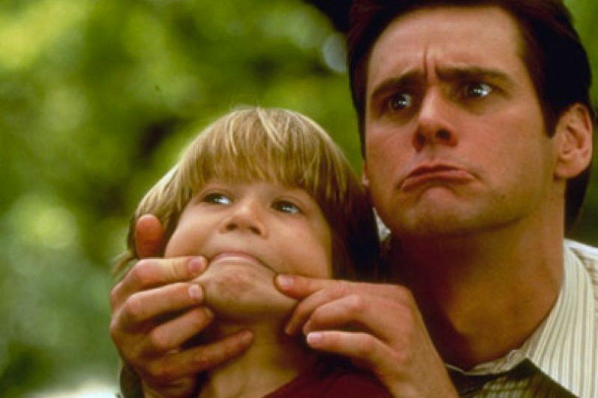 Todo por deseo de su hijo. Foto:vía Universal Pictures