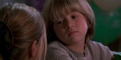 Este niño era interpretado por Justin Cooper. Foto:vía Universal Pictures