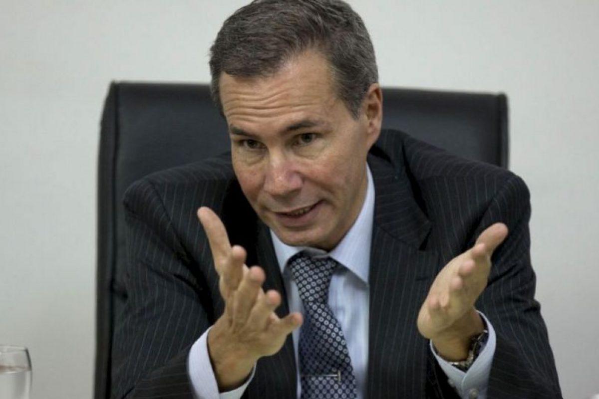 Alberto Nisman señaló a la presidenta, Cristina Fernández, como responsable de encubrimiento en el caso del atentado contra AMIA en 1995. Foto:AP