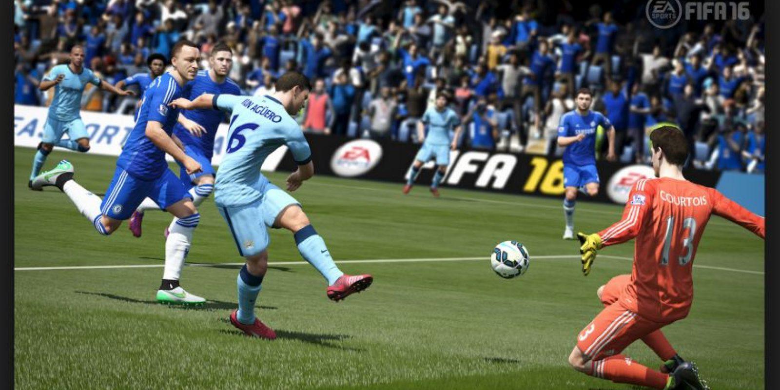 FIFA ha mejorado sus mecanismos de juego considerablemente en los últimos años Foto:EASport