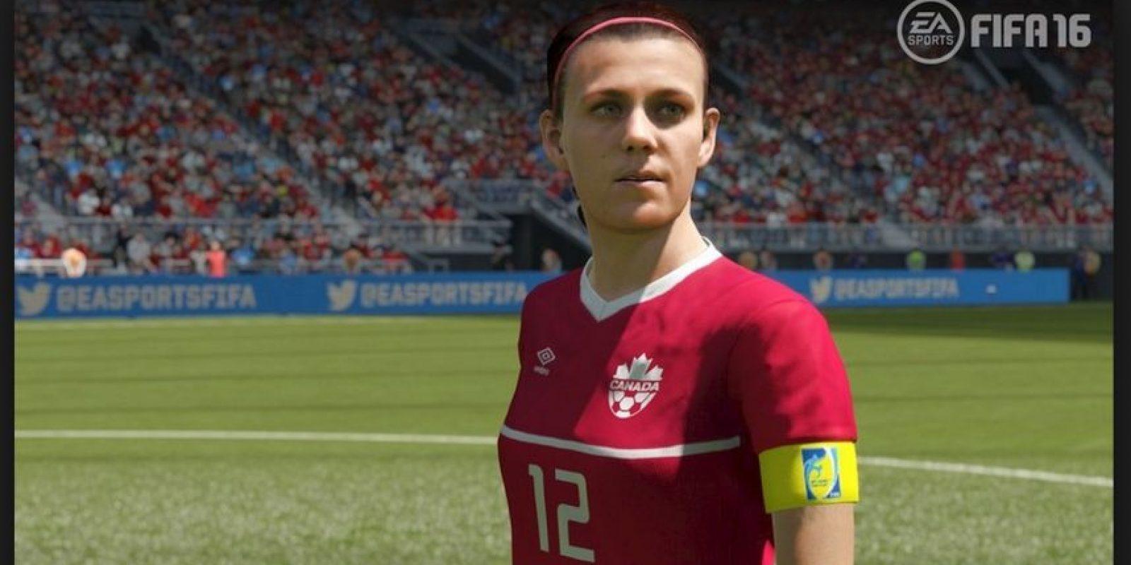 FIFA 16: La inclusión del fútbol femenino con 12 combinados nacionales Foto:EASport