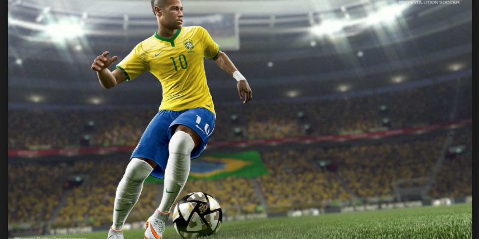 El demo de PES 2016 estará disponible el 13 de agosto Foto: Konami