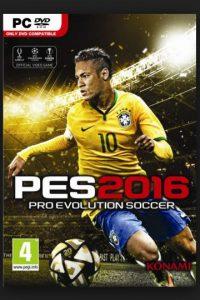 Mientras que Neymar ocupará la portada del PES 2016 Foto:Konami