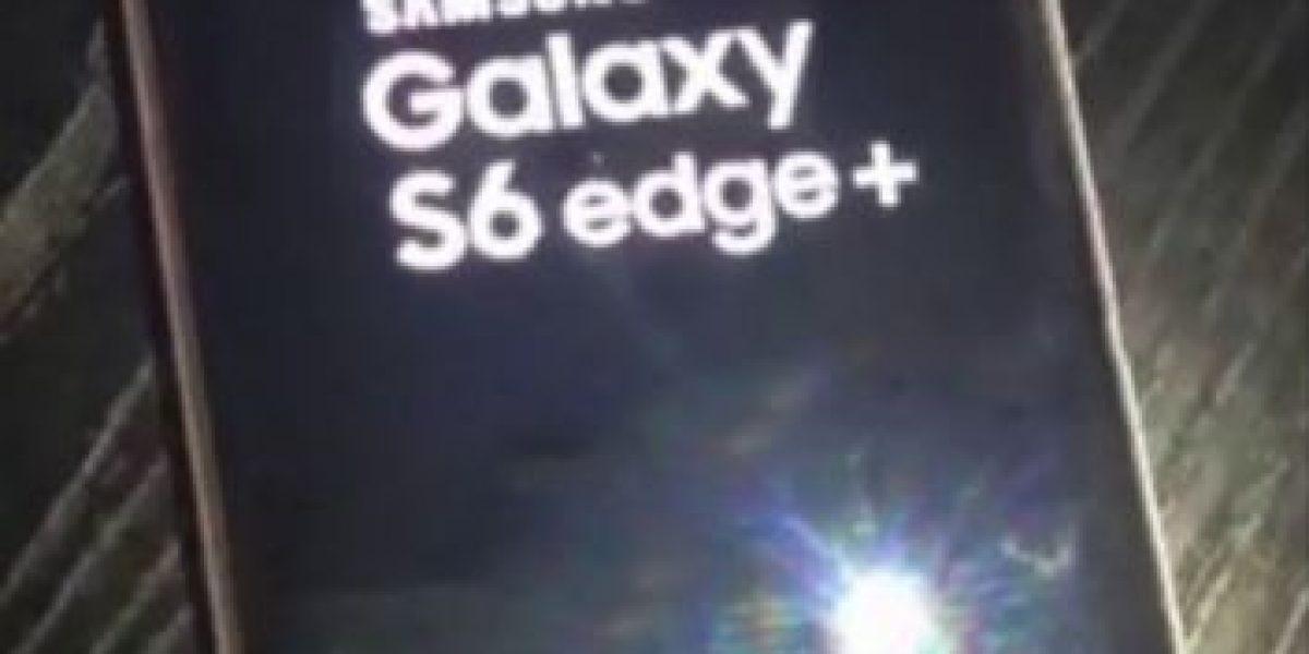 A un día de su presentación: Esto es todo lo que sabemos del Galaxy S6 Edge Plus
