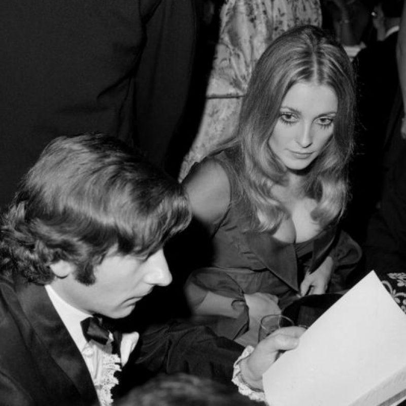 La muerte de Sharon Tate, primera mujer de Roman Polanski, ya está en la crónica negra de Hollywood. Foto:vía Getty Images