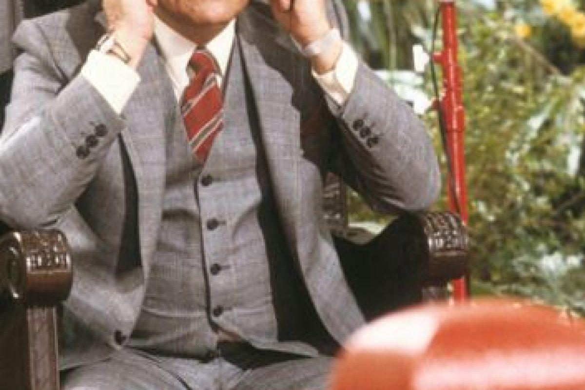 Precisamente en una de las películas de la saga, Morrow fue decapitado por las astas de un helicóptero mientras sostenía a dos niños. Uno de ellos murió también decapitado y el otro aplastado por un helicóptero. Foto:vía Getty Images