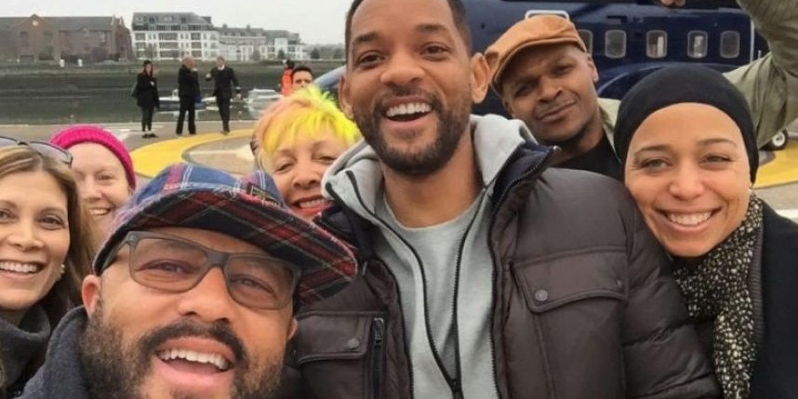 2015 Foto: Vía Facebook/Will Smith