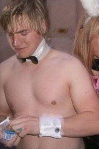 Jack Darby, de Leicester, es médico. Foto:vía Facebook/Jack Darby
