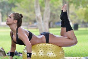 Hoy es una modelo fitness. Foto:vía Jennifer Nicole Lee/Facebook