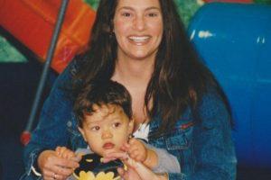 Jennifer Nicole Lee tuvo su segundo hijo y se odiaba. Foto:vía Jennifer Nicole Lee/Facebook