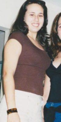 Angelique Millis también se odiaba por gorda. Foto:vía Angelique Millis/Facebook