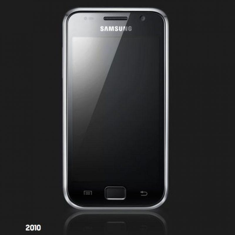 Modelo S1 (2010) Foto:Samsung