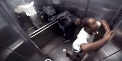 La diarrea fulminante de este hombre. Foto:Vía Youtube