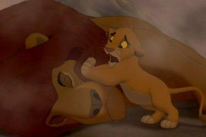 """2. La muerte de """"Mufasa"""" en """"El Rey León"""". Foto:vía Disney"""