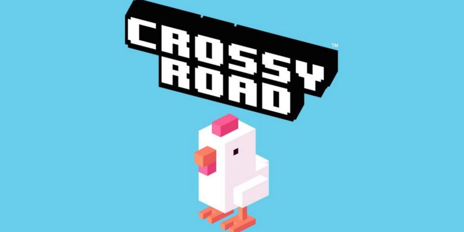 Los creadores del popular juego para móviles Crossy Road se encargarán de desarrollarlo Foto:Crossy Road