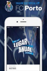 Esta es la versión para iPhone Foto:FC Porto