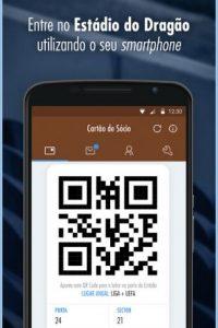 Esta es la versión para Windows Phone Foto:FC Porto