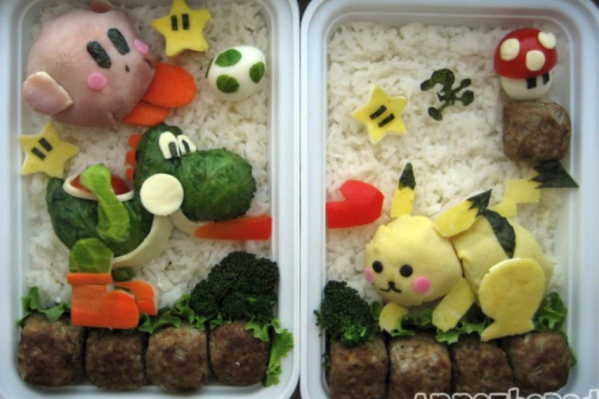 Título: Super Smash Bento Foto: by AnnaTheRed