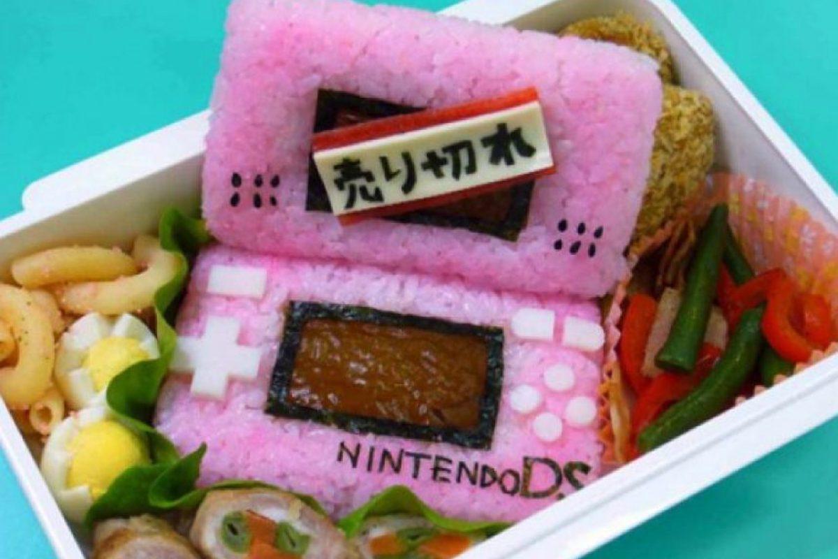 Título: Pink Nintendo DS? Sí por favor Foto:Autor desconocido