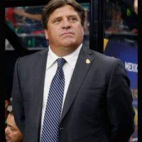 Miguel Herrera rompió el silencio Foto:Getty Images